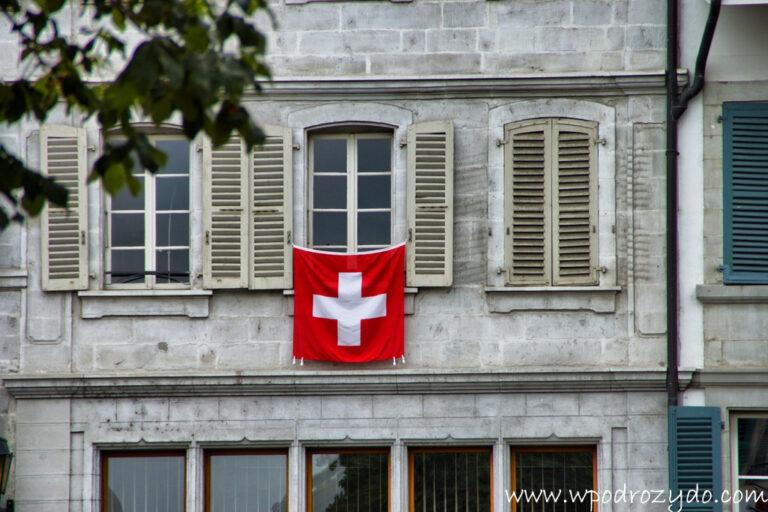 Weekend w Genewie – rachunek za podróż